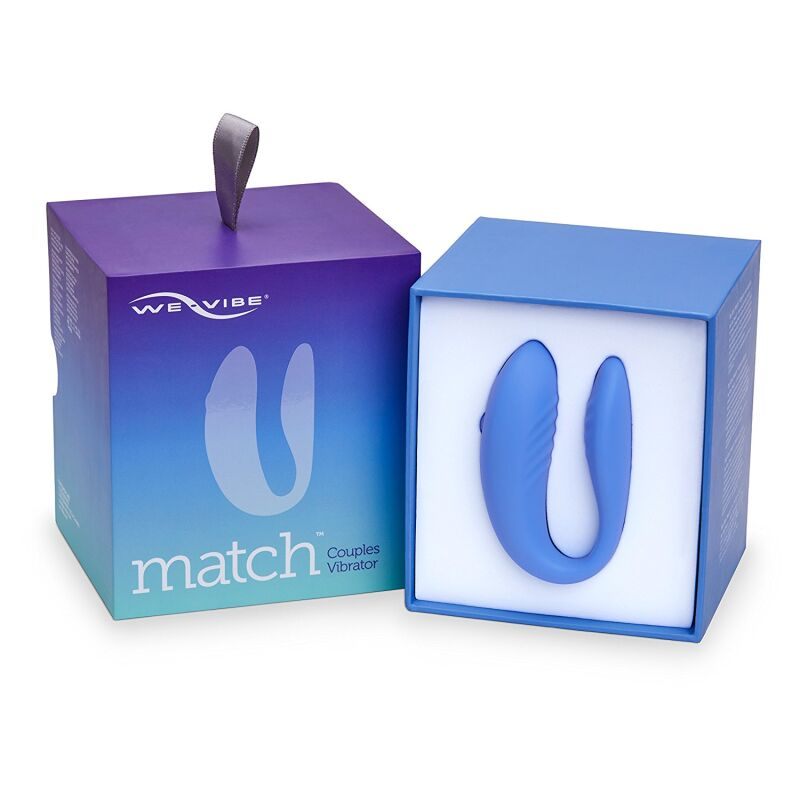 We-Vibe Match porų vibratorius