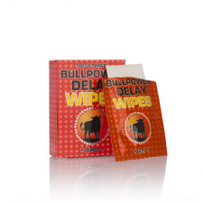 Bull Power servetėlės 6 vnt x 2 ml