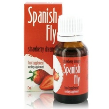 Spanish Fly Braškė (15ml)