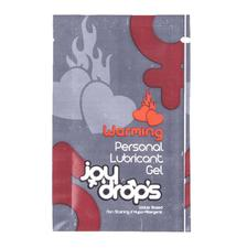 Joy Drops Warming lubrikantas (5ML)