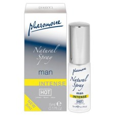 Hot Natural Spray Man Intense kvepalai (5ml)